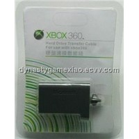 xbox360 controller hard drive transfer cable