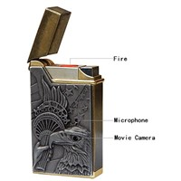 Lighter dvr ajoka cigarette lighters video camera spy camera dvr video recorder