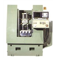 CNC Turret Center Machine