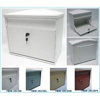 Classic Plastic Ejection Letterbox / Plastic Injection Product