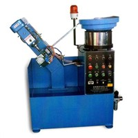 Tilting Head Automatic Nut Tapping Machine
