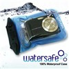 Inflatable PVC Waterproof Pouch for Camara