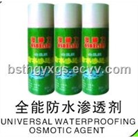 All-around waterproof permeating agent
