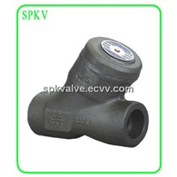 Pressure Sealed Y Strainer