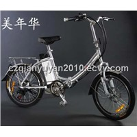 "20"" Folding Electric Bike"
