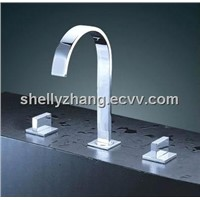 3 holes Basin Mixer