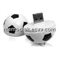 Soccer Ball USB Flash Drives2.0