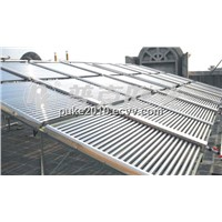 Solar Hot Water Project,Solar Manifold, Solar Energy