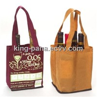 Nonwoven Wine Bags - 6 Bottles