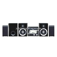 5.1 home theater system with DVD player (MDV-912)
