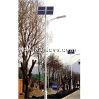 100% Energy-saving Solar Street Lights