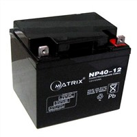 12V40AH Lead Acid Battery