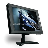 12 Inches Touch Screen Monitor with Vga Function