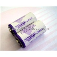 Lithium Battery (1400mAh, 2/3A, CR123A, 3.0V)