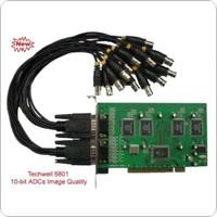 16 Channel PC DVR Card support Local and Remote PTZ Control