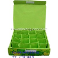 16 Grid Covered Storage Box