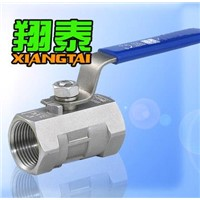 1pc Ball Valve Whit Thread