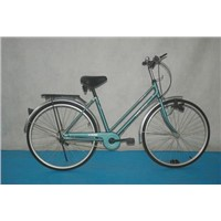 "Japanese Women City Bike (26"")"