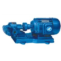 2CY1.08 ~ 7.5/25 Stainless Steel Gear Lubricating Pump