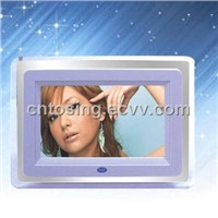 7 Inch Acrylic Digital Photo Frames