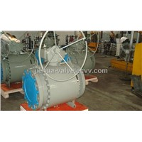 API Trunnion Type Valve