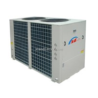 Air Source Heat Pump for Central Heating