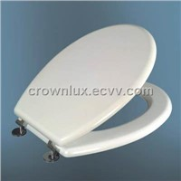 Bamboo Toilet Seat (CL-L5506)