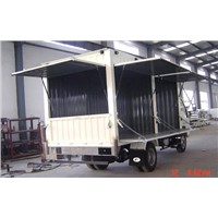 Manufacture of Box Van