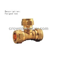 Brass Flare Fitting GRS-S015