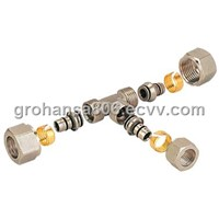Brass Manifold FittingGRS-S012