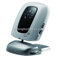 CCTV-Mini Wireless GSM+MMS+Camera+Alarm System (MDS-6748-A)