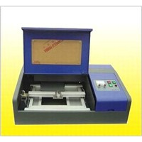 CNC Router for Stamp Making