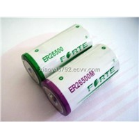 C Size ER26500 Lithium Battery Cell