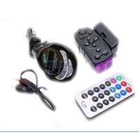Car MP3 Player with Wheel Controller