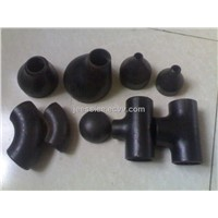 Carbon Steel Butt-Welded Pipe Fittings