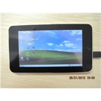 China's most beautiful 7inch MID pocket pc,Wifi, umpc mini laptop
