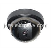 Color Plastic Dome Camera