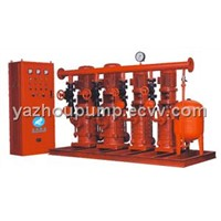 Complete Set Of Domestic Water Supply Constant Pressure Apparatus / Pressure Pump