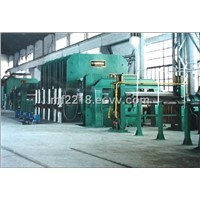 Conveyor Curing Unit