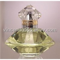 Crystal Perfume Bottle (1007)