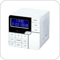 Digital FM/AM Alarm Clock Radio