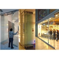 Duke Glass Movable Partition