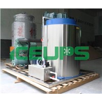 Flake Ice Maker,5tons/day, Bitzer compressor, for frozen fish or meat