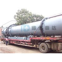 Fluorite Powder Dryer