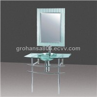 Glass Bathroom Shelves KA-H3102