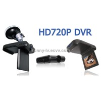Portable DVR with 2.5'' TFT LCD Screen (HD720P)