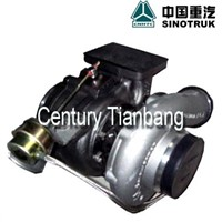 Howo Parts Turbocharger