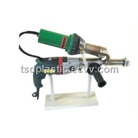 Hand-held Plastic Extrusion Welder