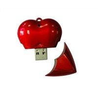 Heart Shape USb Disk