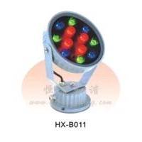 Hi-power LED underwater